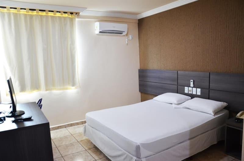 Hotel no centro de Rio Branco