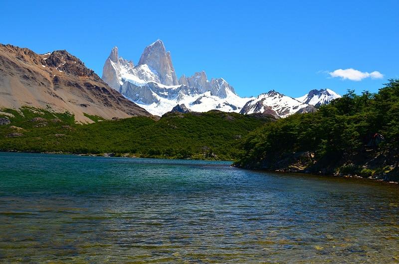 Mapa turístico do Chile