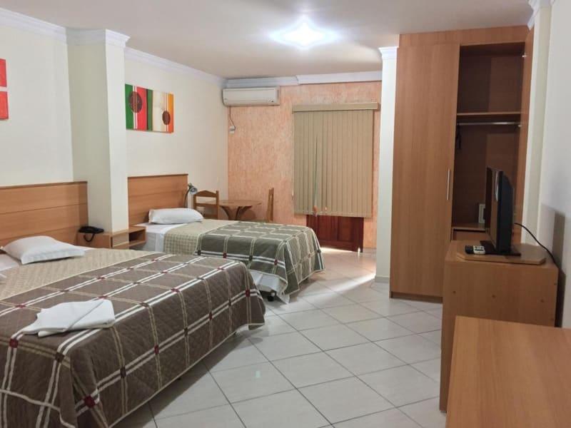 Hotéis confortáveis em Macapá