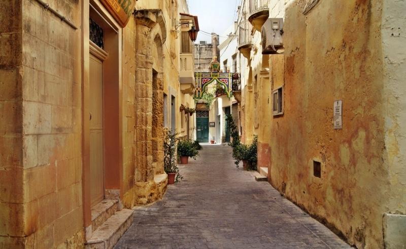 Pacotes para Europa Malta