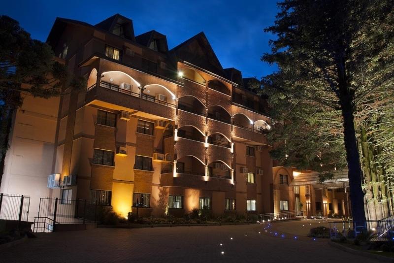 Hotel 4 estrelas em Gramado