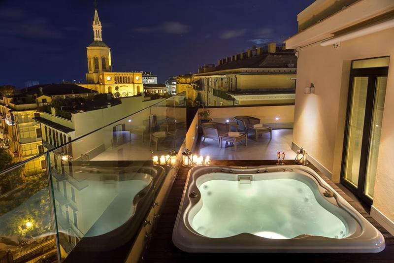 Hotel com spa na Itália