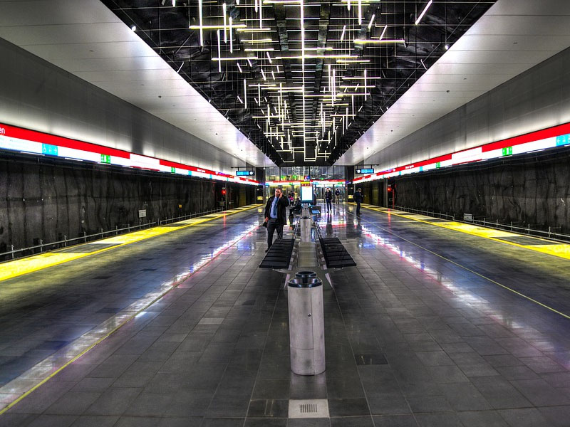 Transporte público em Helsinque