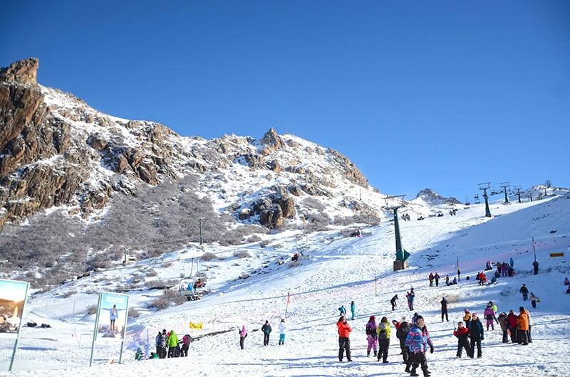 Quando começa o inverno em Bariloche