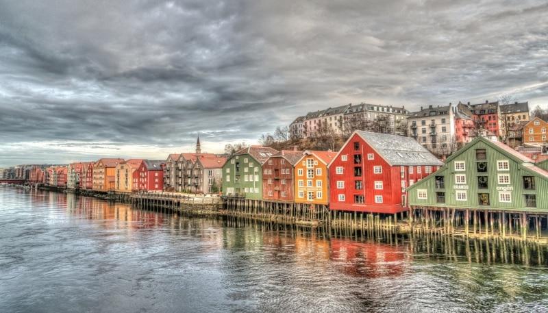 Pacotes para Europa Noruega