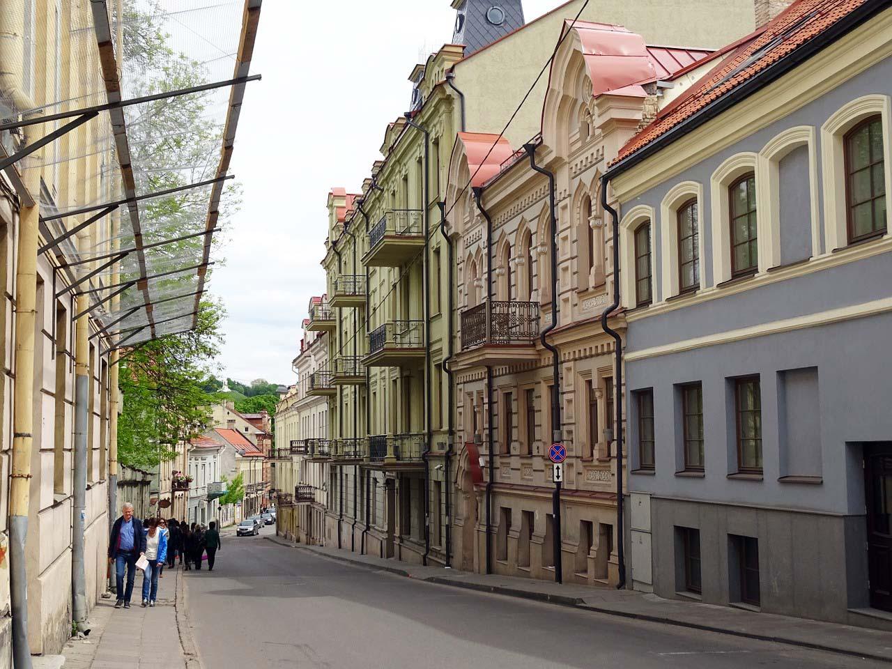 Onde se hospedar em Vilnius