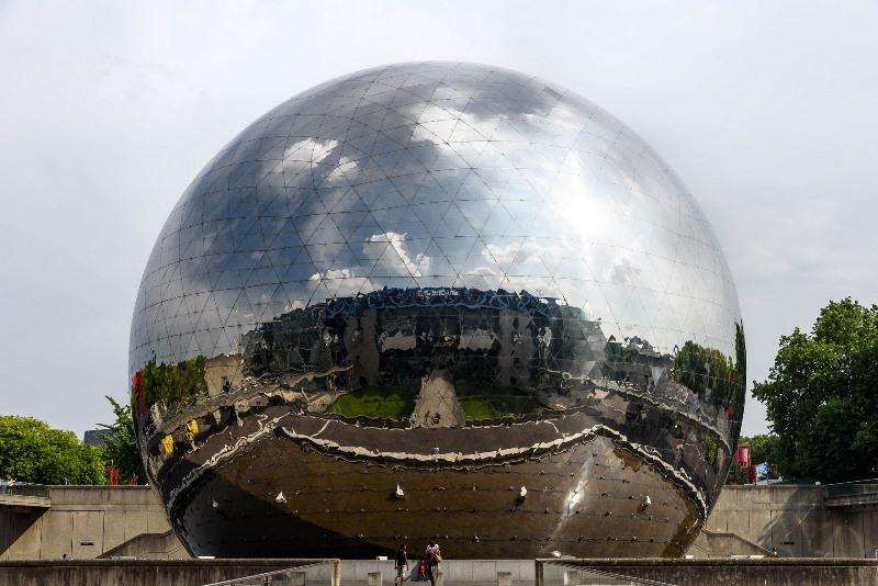 Parques em Paris