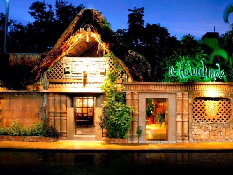 Cancún restaurantes
