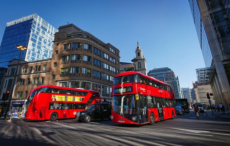 Como se locomover em Londres