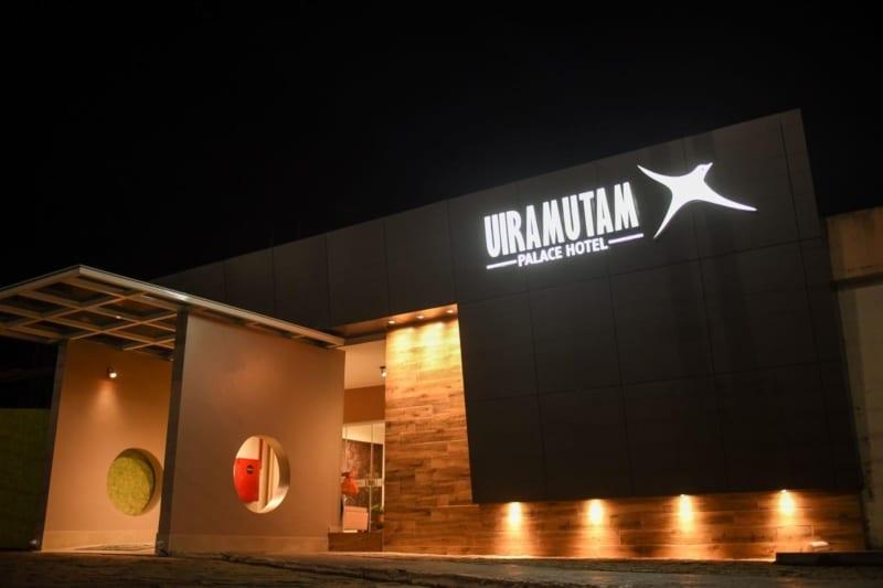 Uiramutam Palace Hotel Boa Vista