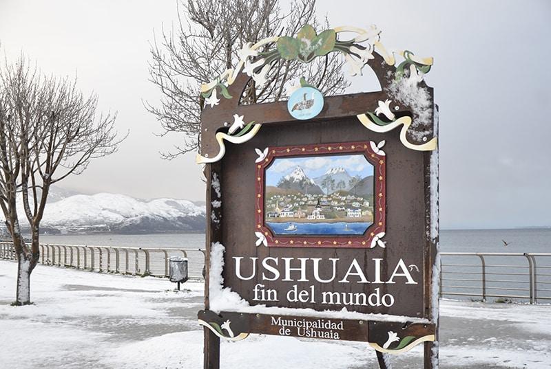 Roteiro pela Argentina com Ushuaia