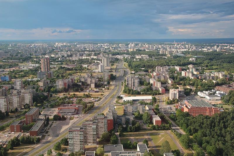 Turismo na Lituânia