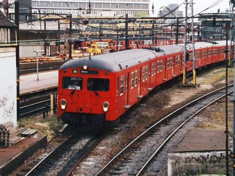 Transporte público em Copenhague
