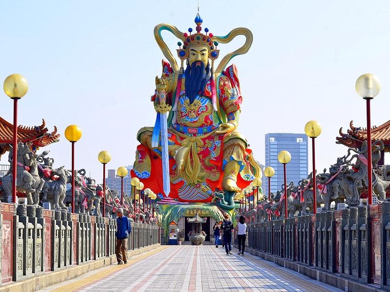 Pontos turísticos de Taipei