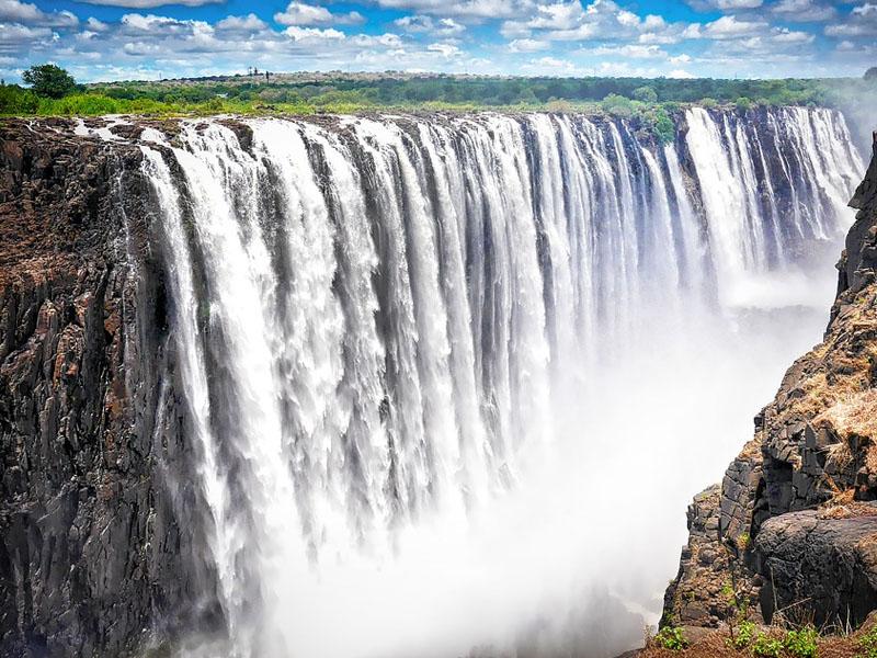 cachoeiras deslumbrantes no mundo