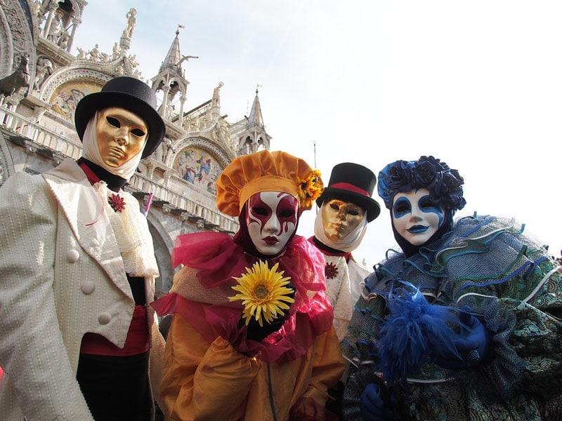 Festas populares de Veneza