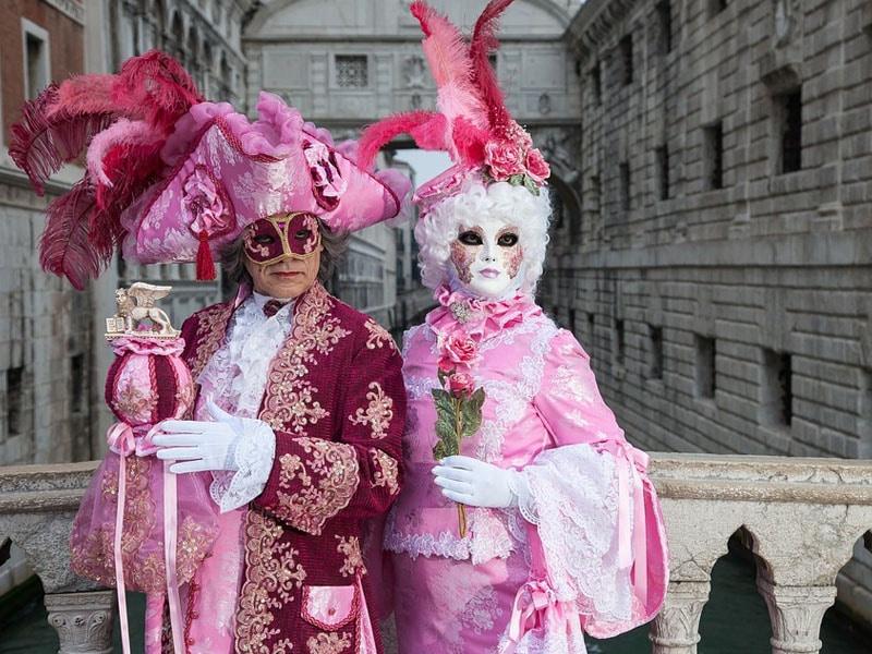 Festas típicas de Veneza