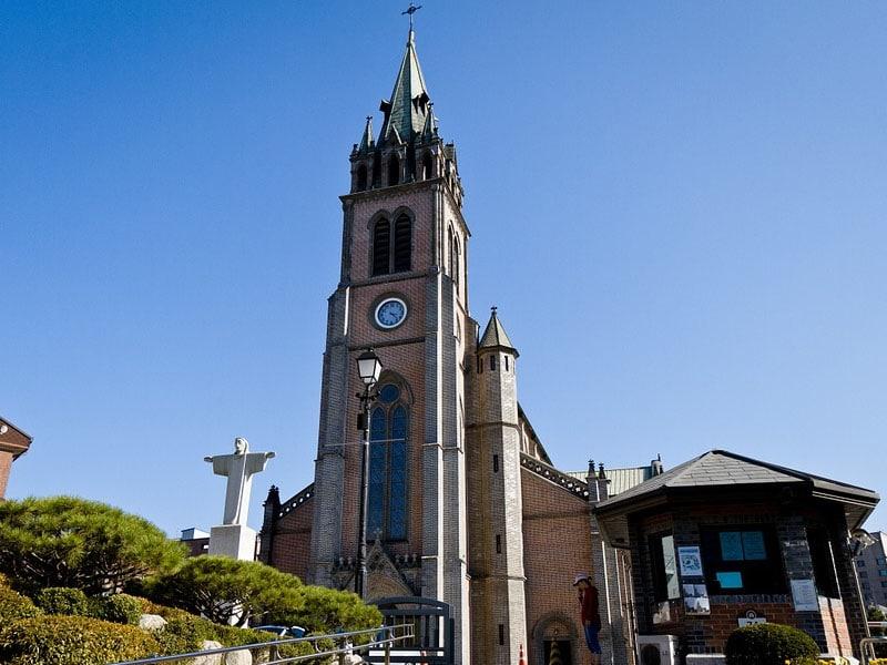 Religião na Coréia do Sul