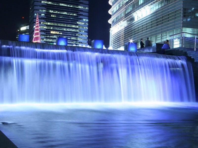 Lugares incríveis na Coréia do Sul