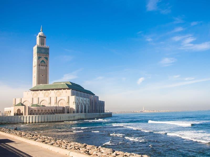 Pontos turísticos de Casablanca recomendados