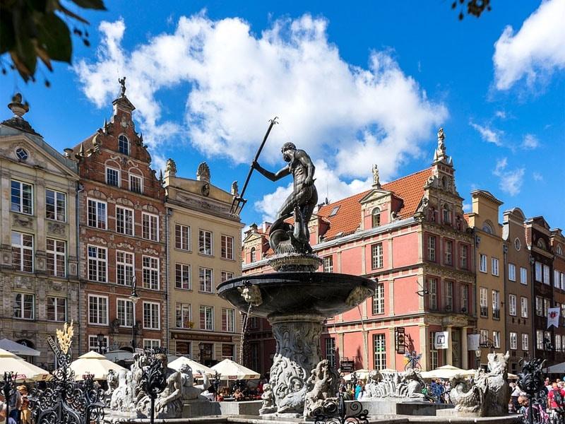 Roteiro na Polonia