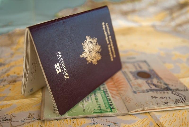 Passaporte lituano