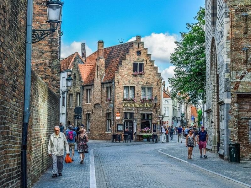 Destinos na Europa Ocidental