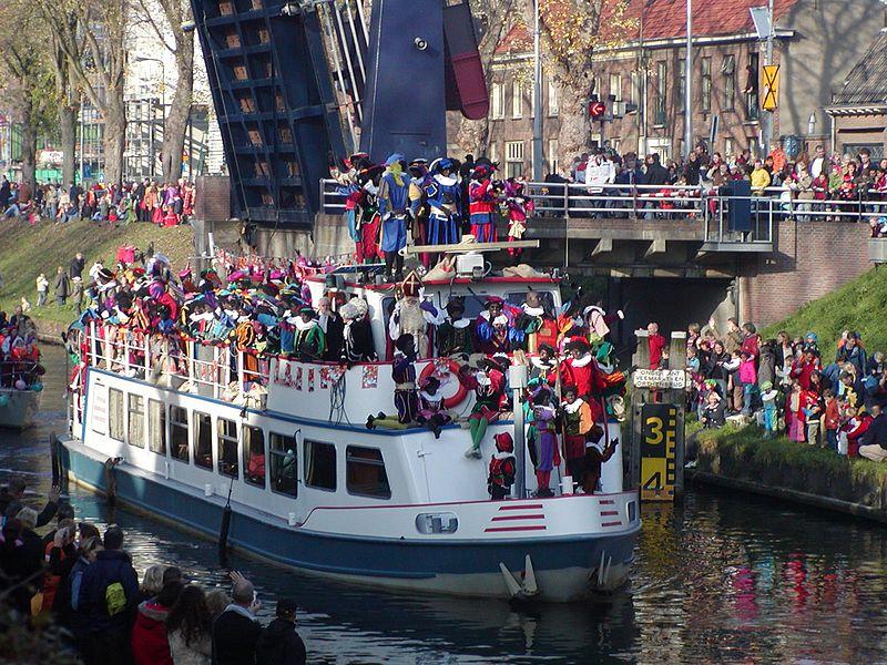 Festas tradicionais na Holanda