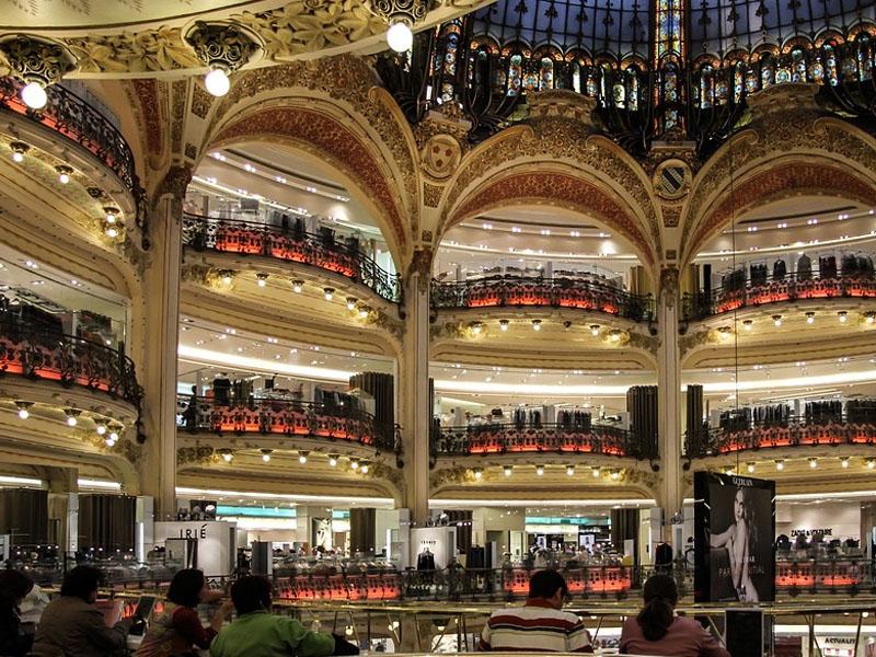 Lugares famosos em Paris