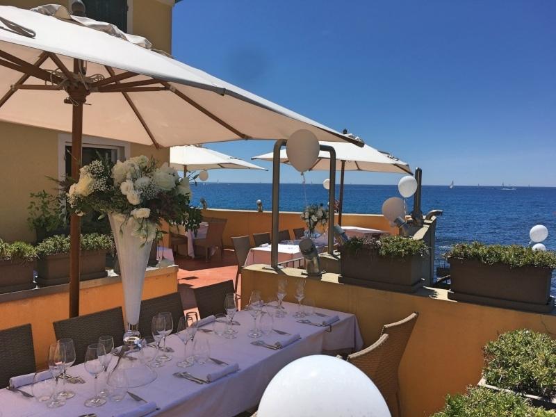 restaurantes com vista na Itália