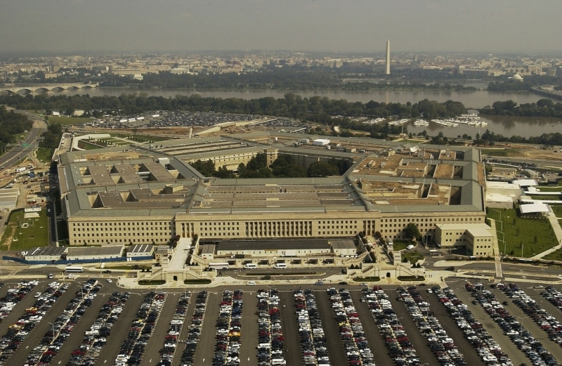 Pentágono Washington