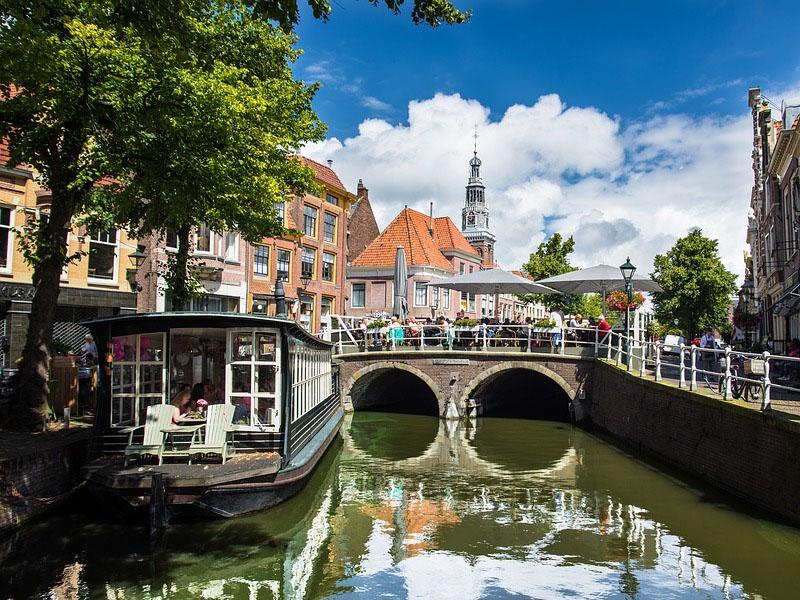 Cidades famosas da Holanda