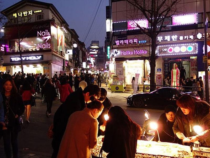 O que fazer na Coréia do Sul