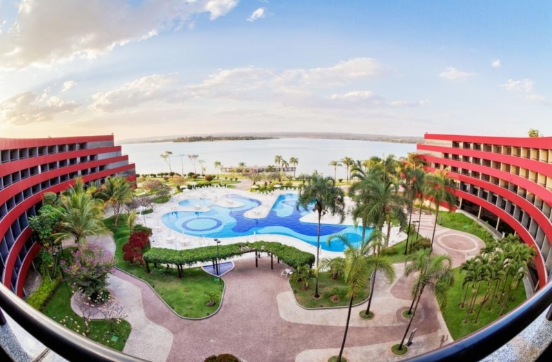 Hotéis em Brasília com piscina
