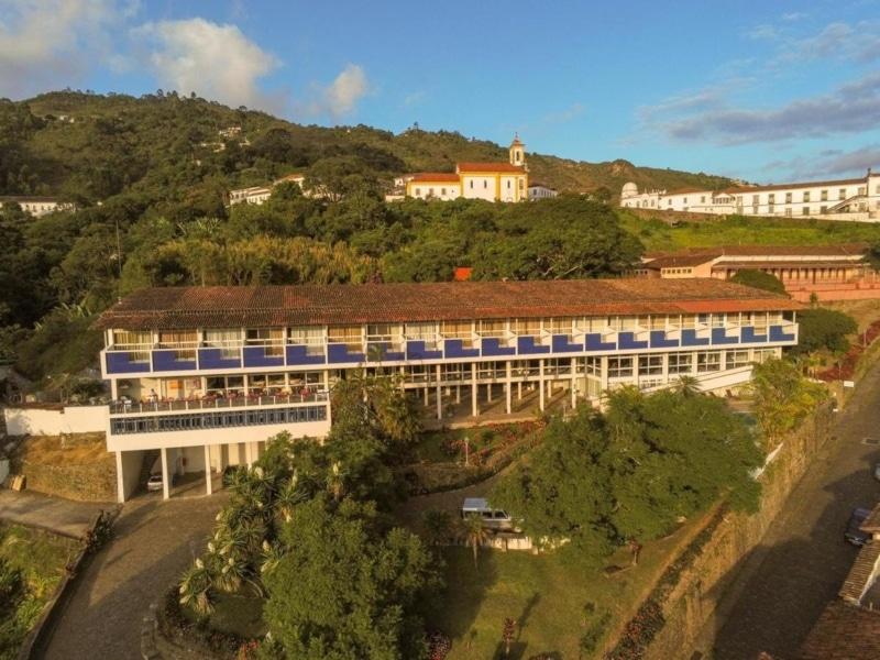 Hotéis famosos em Ouro Preto