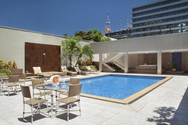 Hotéis bem avaliados em Brasília