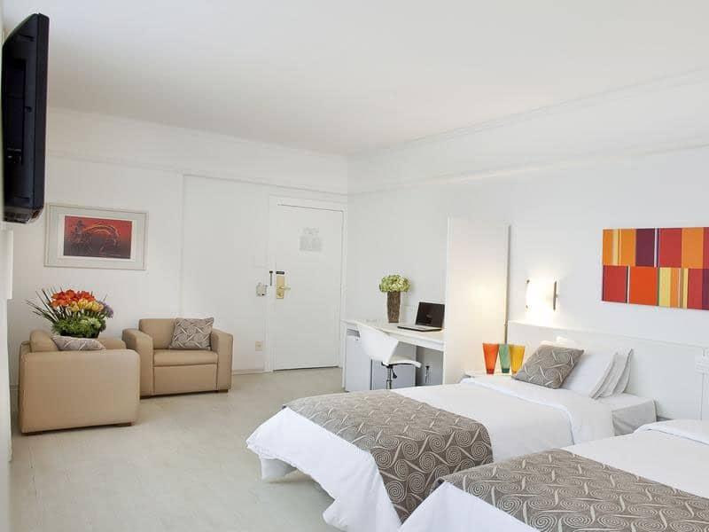 Quais os hoteis em Belo Horizonte confortáveis