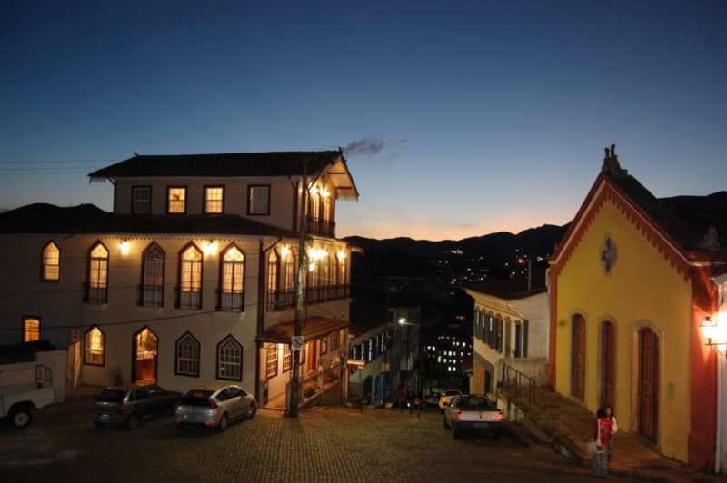 Hospedagens em Ouro Preto