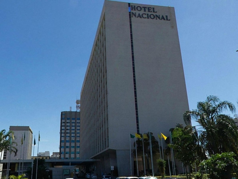 Hotéis famosos em Brasília