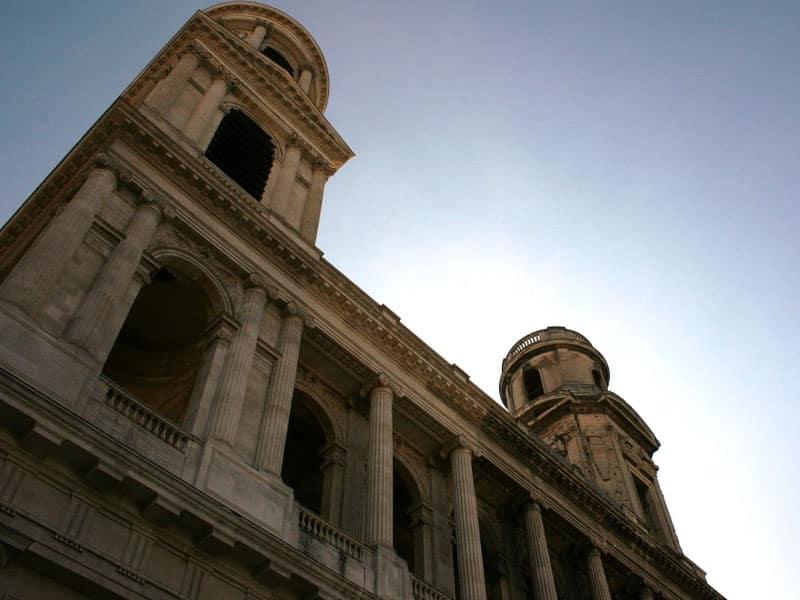 Igrejas famosas em Paris