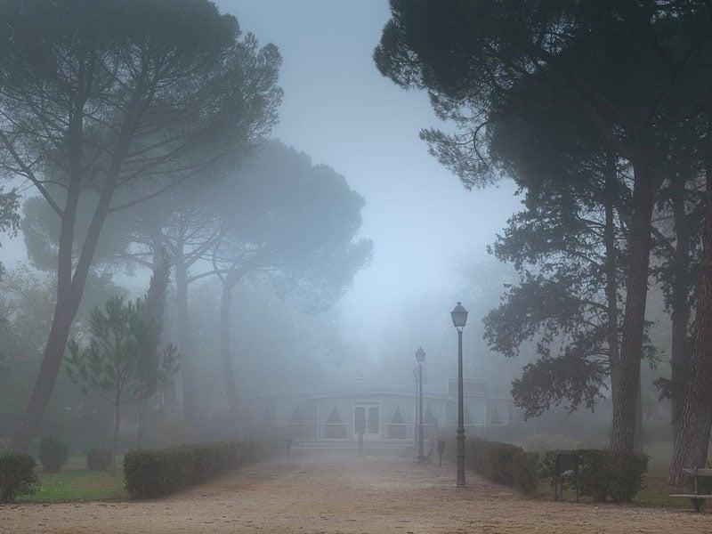 Inverno na Espanha