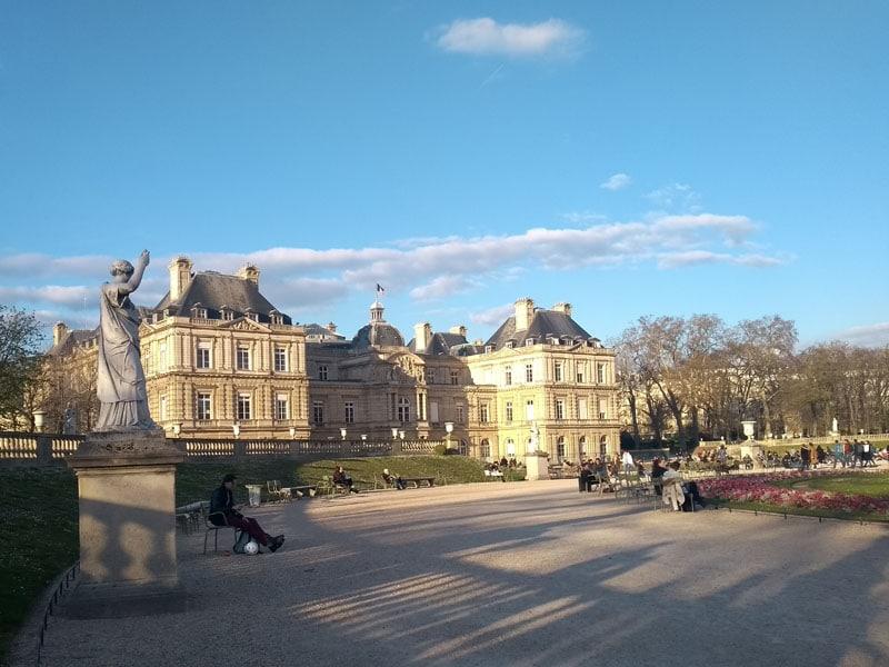Belezas naturais em Paris
