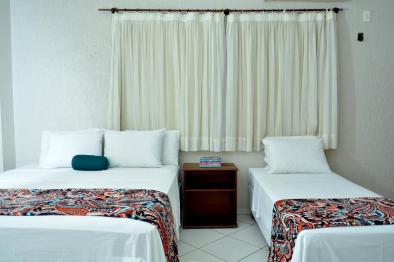 Hotéis famosos em Palmas