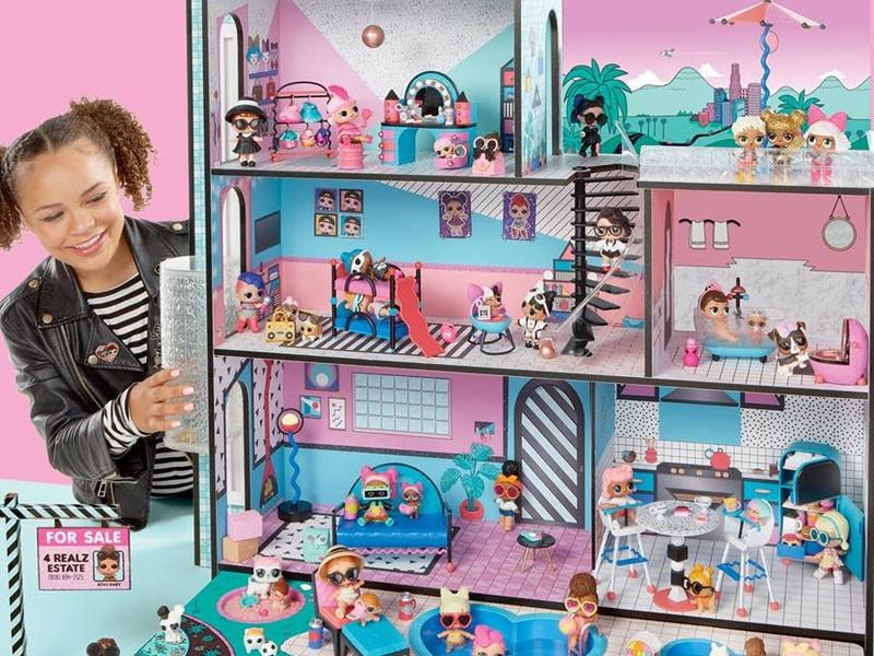 Maior loja de brinquedos do mundo