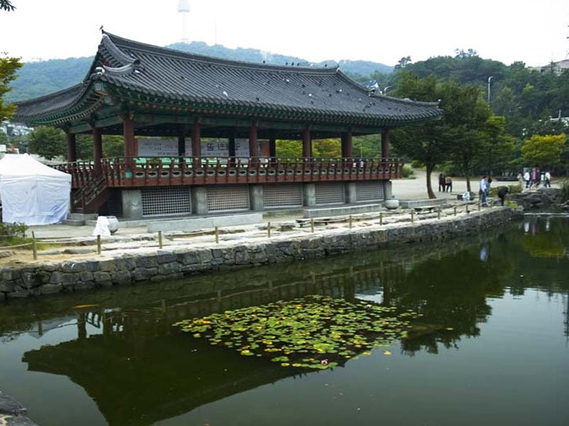 Lugares para conhecer em Seul