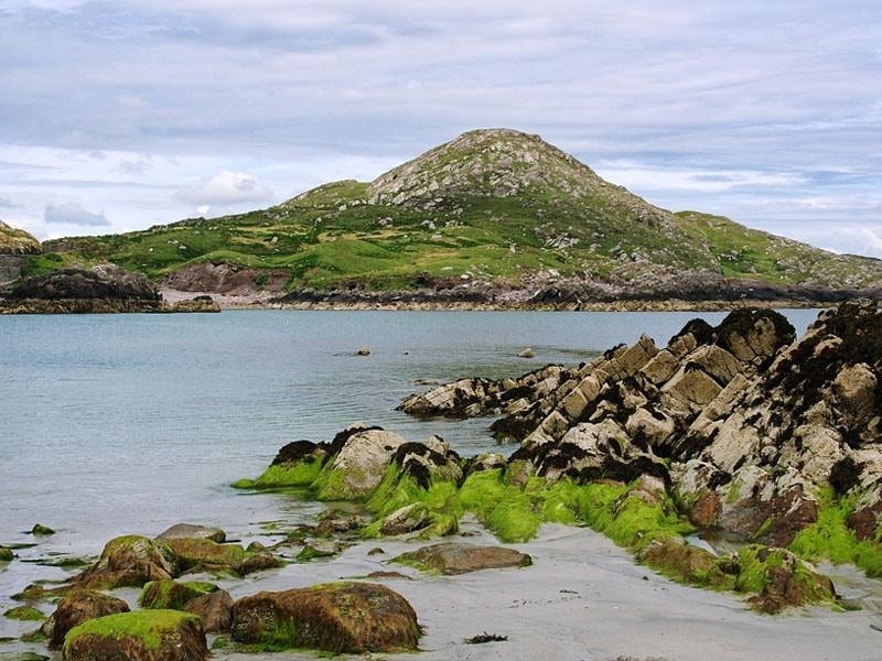 Pontos turisticos de Kerry Irlanda