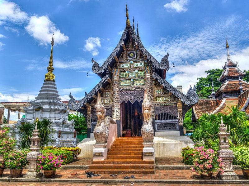 Pontos turísticos de Chiang Mai