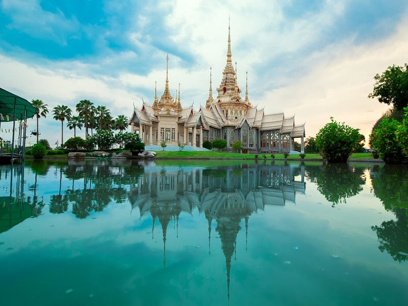 Mochilão na Tailândia