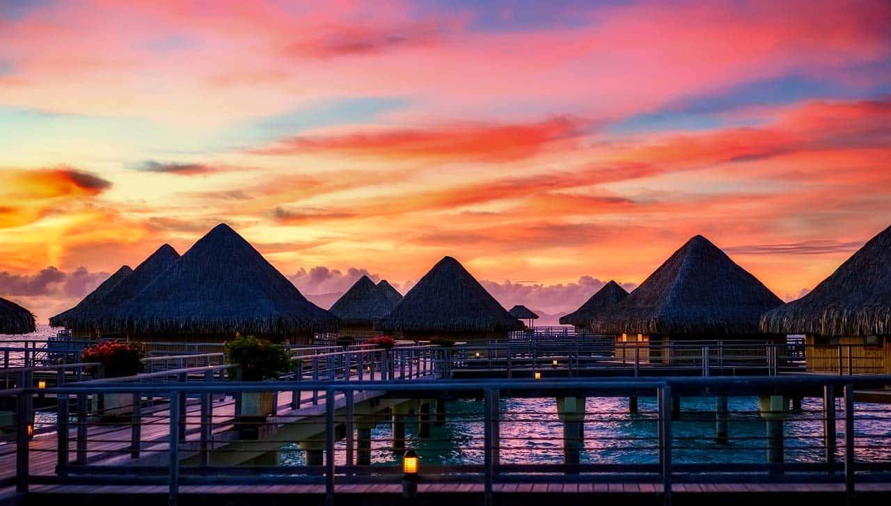Lugares para ver o pôr do sol ao redor do mundo