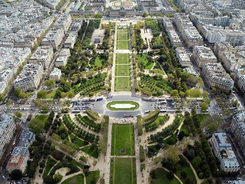 Parques para atividades ao ar livre em Paris